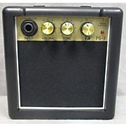 Used TS PG-3 Battery Powered Amp