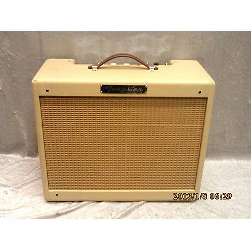 In Store Used Used TUNGSTEN CREMA WHEAT Tube Guitar Combo Amp