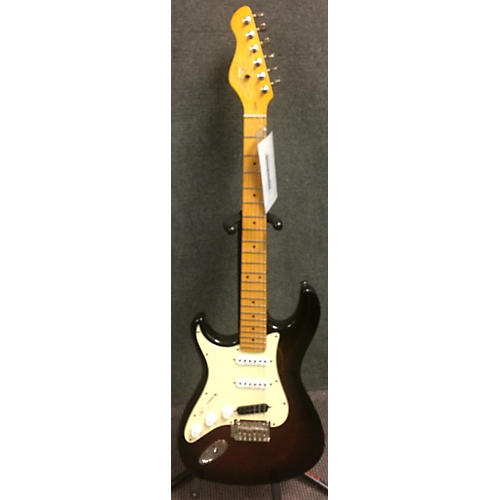 In Store Used Used Tagliare Dean Zelinsky Tobacco Burst Electric Guitar-thumbnail