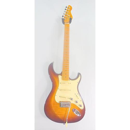 In Store Used Used Tagliare Private Label S Style 3 Tone Sunburst Solid Body Electric Guitar