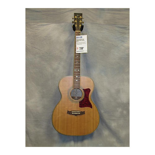 In Store Used Used Tanglewood Guitar Company 2010s TW170AS Antique Natural Acoustic Guitar-thumbnail