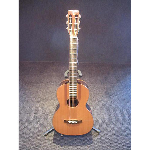 In Store Used Used Tanglewood JAVA TWJPE Antique Natural Classical Acoustic Electric Guitar Antique Natural