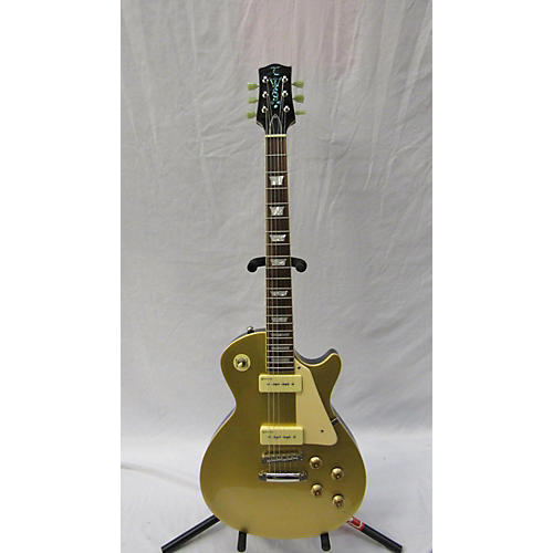 Used Guitars Houston : used tanglewood tse series goldtop gold solid body electric guitar guitar center ~ Vivirlamusica.com Haus und Dekorationen