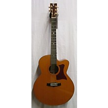 Used Tanglewood TW55HE Natural Acoustic Electric Guitar