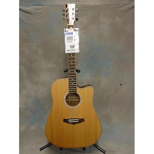 In Store Used Used Tanglewood Tw28 Natural Acoustic Electric Guitar