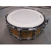 Used Taylor'd Drums 5.5X14 Custom Snare Natural Drum