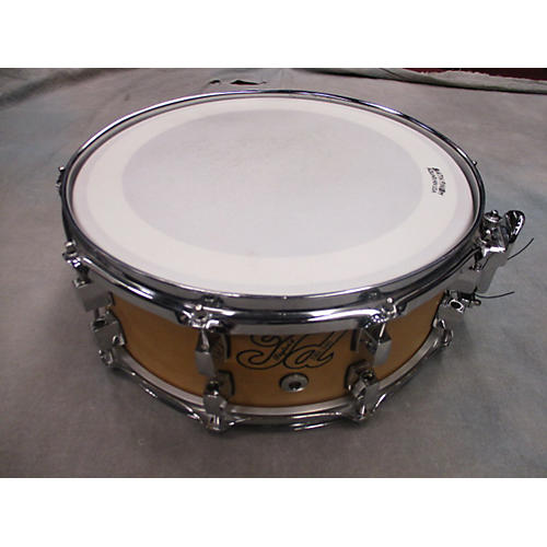 In Store Used Used Taylor'd Drums 5.5X14 Custom Snare Natural Drum Natural 10