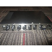Used Tec Amp Pleasure Pump 500 Bass Effect Pedal