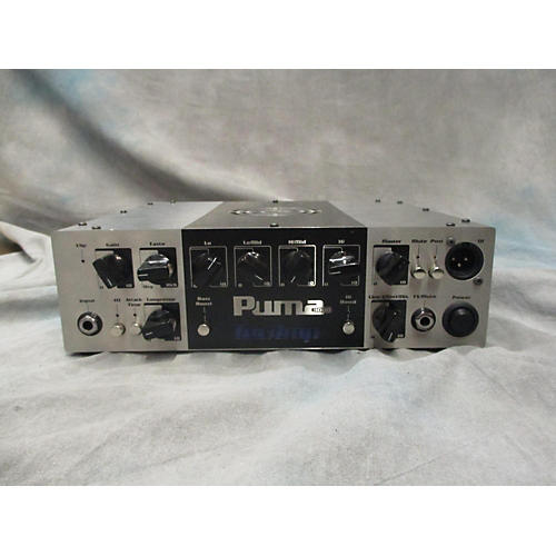 In Store Used Used Tecamp Puma 1000 Bass Amp Head-thumbnail