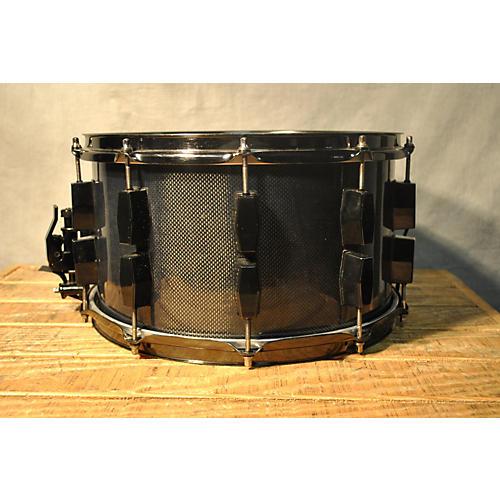 In Store Used Used Tempus 8X14 Carbon Fibre Exposed Carbon Fibre Drum