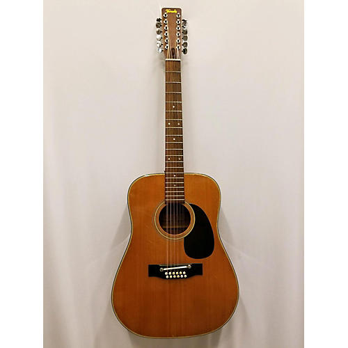 In Store Used Used Terada W623 Antique Natural 12 String Acoustic Guitar