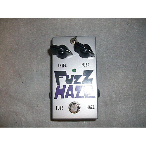 In Store Used Used Throback Fuzz Haze Effect Pedal