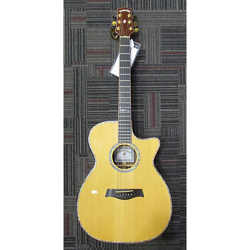 In Store Used Used Timberline Arg7c Natural Acoustic Electric Guitar