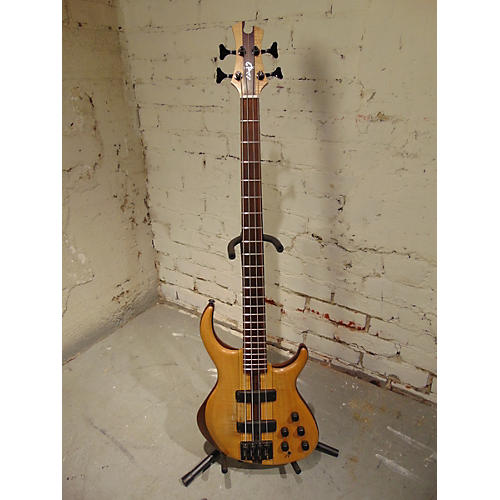 In Store Used Used Tobais 1990s Classic C4 Bass Mahogany Electric Bass Guitar Mahogany