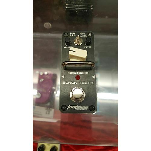 In Store Used Used Tom Stine Black Teeth Effect Pedal