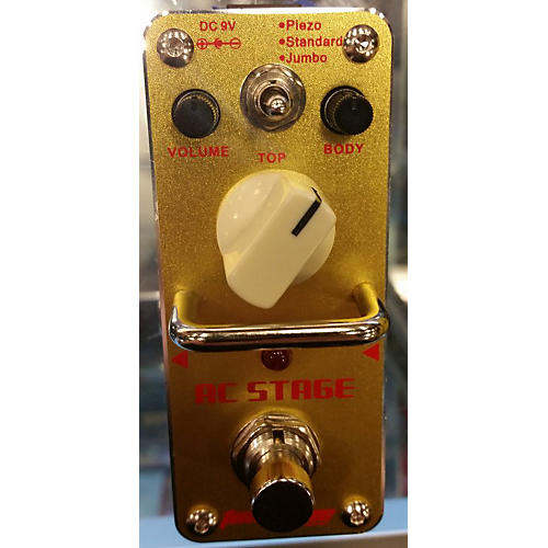 In Store Used Used Tomsline Ac-stage Pedal
