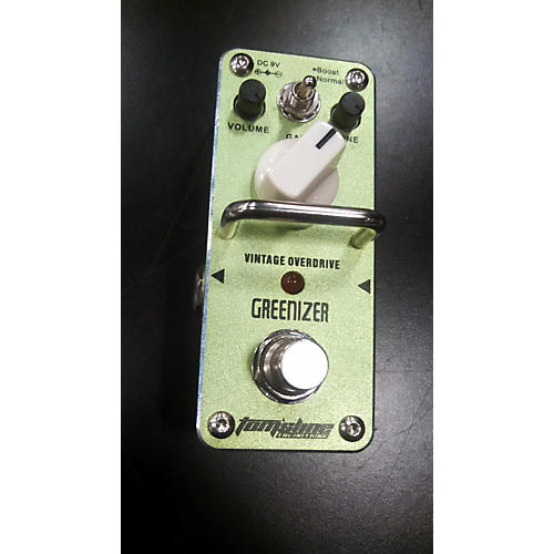 In Store Used Used Tomsline Greenizer Effect Pedal-thumbnail