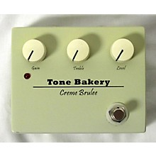 Used Tone Bakery Creme Brulee Effect Pedal