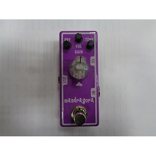 In Store Used Used Tone City Mandragora Effect Pedal-thumbnail