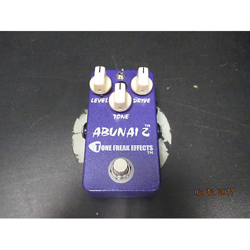 In Store Used Used Tone Freak Effects Abunai Effect Pedal-thumbnail