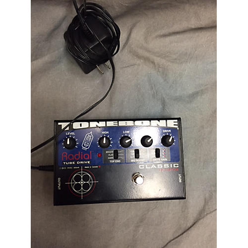 In Store Used Used Tonebone Classic Distortion Effect Pedal-thumbnail