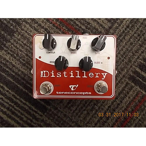 In Store Used Used Toneconcepts The Distillery Effect Pedal