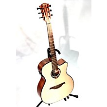 Used Traamontane T80ACE Natural Acoustic Guitar