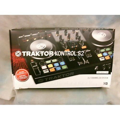 In Store Used Used Traktor Kontrol S2 USB Turntable