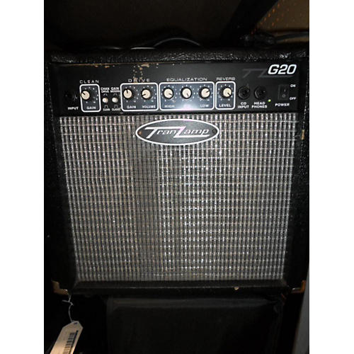 In Store Used Used Tranzamp G20 Guitar Combo Amp-thumbnail