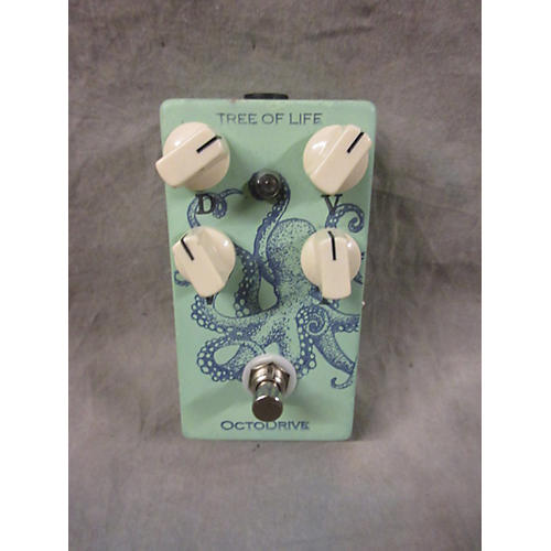 In Store Used Used Tree Of Life Octodrive Effect Pedal-thumbnail