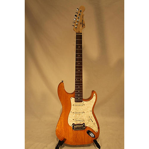 In Store Used Used Tribute By G&L Legacy Natural Solid Body Electric Guitar