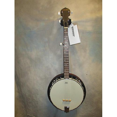 In Store Used Used Trinity River Banjo Natural Banjo-thumbnail