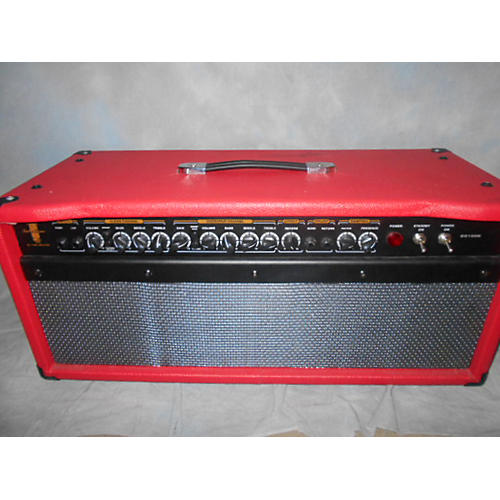 In Store Used Used Tube Tone Dg100h Tube Guitar Amp Head