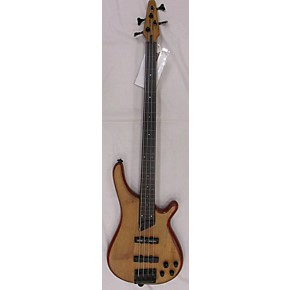 used tune maniac natural electric bass guitar natural guitar center. Black Bedroom Furniture Sets. Home Design Ideas