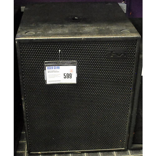 In Store Used Used Tvi AUDIO T118 Unpowered Subwoofer-thumbnail