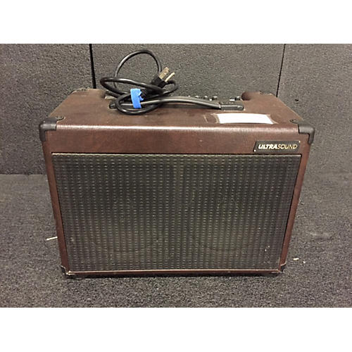 In Store Used Used ULTRA SOUND AG50DS2 Guitar Combo Amp