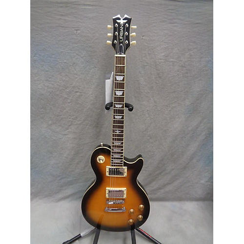 In Store Used Used URBAN PLAYER 2 Color Sunburst Solid Body Electric Guitar 2 Color Sunburst