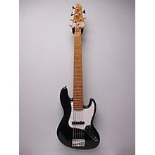 Used URSA SX Black Electric Bass Guitar