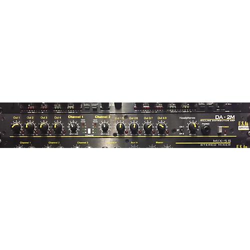 In Store Used Used US Audio Da-2m Signal Processor