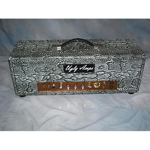 In Store Used Used Ugly Amps Ugly 50 Tube Guitar Amp Head-thumbnail