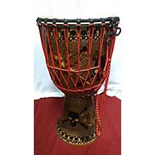 Used Unique Hand Drum Djembe Djembe