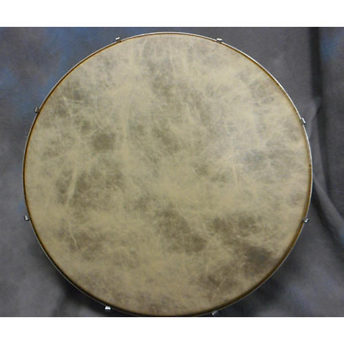 In Store Used Used Unknown 18in BODHRAN With Crossbar And Tunable Head Hand Drum-thumbnail