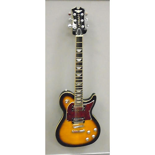 In Store Used Used Urban 50 Piece Deluxe Sunburst Solid Body Electric Guitar