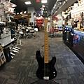 In Store Used Used V.M.I. SEBRING BLADE 1 Black Electric Bass Guitar  Thumbnail