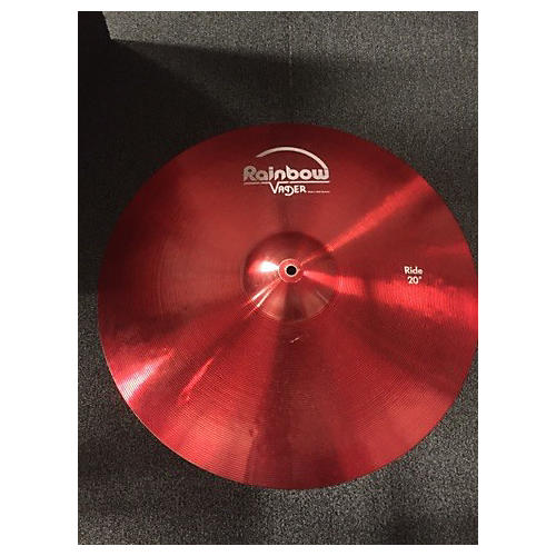 In Store Used Used VADER 20in RAINBOW Cymbal-thumbnail