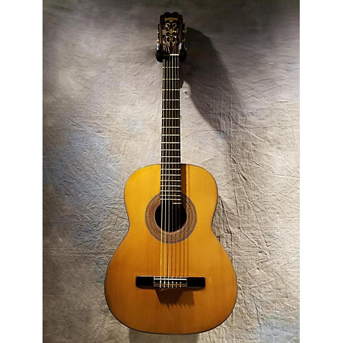 In Store Used Used VINCENT TATAY TOMAS 1960s 1960S ESPANIOLA Natural Classical Acoustic Guitar-thumbnail