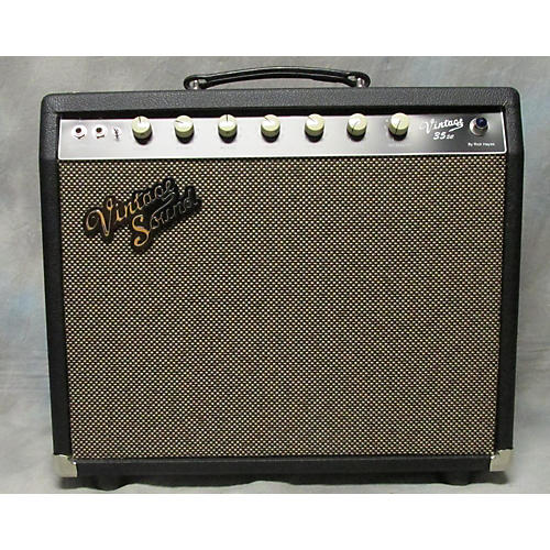 In Store Used Used VINTAGE SOUND VINTAGE 35SC Tube Guitar Combo Amp-thumbnail