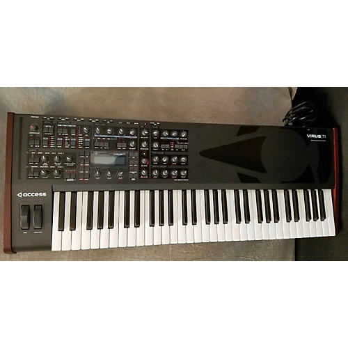 In Store Used Used VIRUS TI V2 Synthesizer
