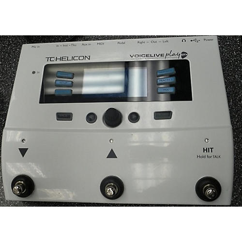 In Store Used Used VOICELIVE GTX Effect Pedal