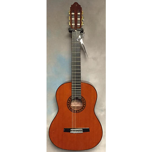 In Store Used Used Valencia VG180 Natural Classical Acoustic Guitar-thumbnail